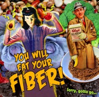 Pulp Fiction: You Will Eat Your Fiber