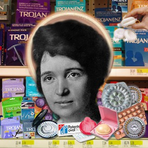 Tribute to Margaret Sanger